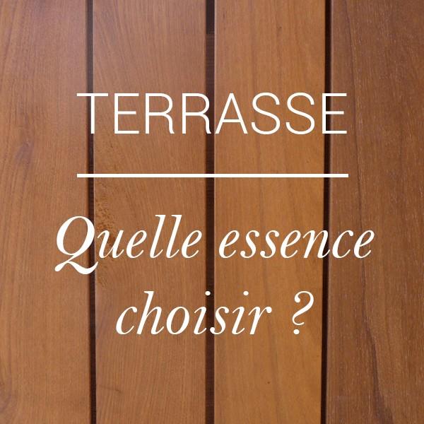 Awesome Terrasse Bois Quelle Essence Choisir Ac With Quel Bois Pour Terrasse