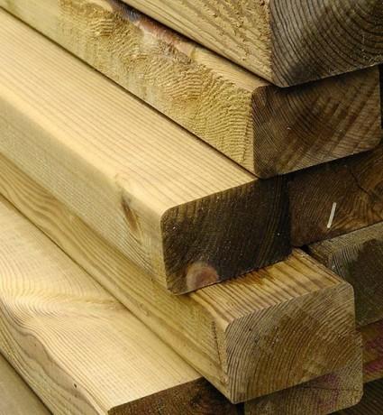 lambourde pin cl 4 45 x 70 x 3000-5100 mm