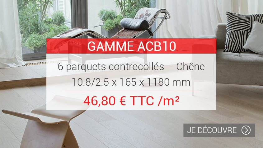 Gamme ACB 10